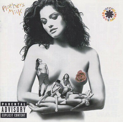 Cd Red Hot Chili Peppers Mothers Milk -Rock-Hard-Heavy Metal