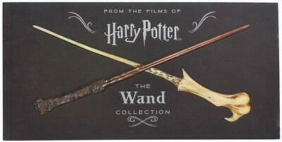 Official HARRY POTTER: The Wand Collection Book
