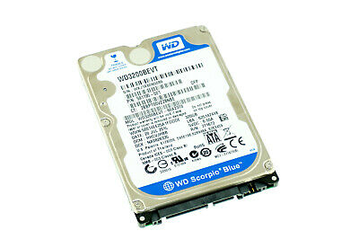 Wd3200Bevt Oem Western Digital Laptop Hard Drive 320Gb 5400Rpm Sata (Grd A(Ca27)