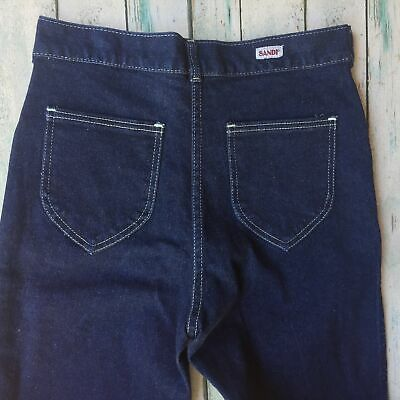 Iconic Australian Made - Sandi 1980's Stretch Jeans- Size 12/14