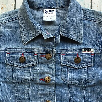 Osh Kosh Stretch Denim Jacket - Size 3