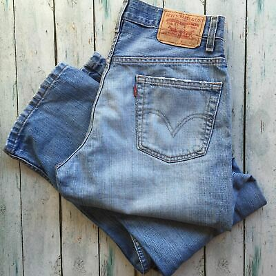 Vintage Relaxed fit Levi 559's -Size 30/30