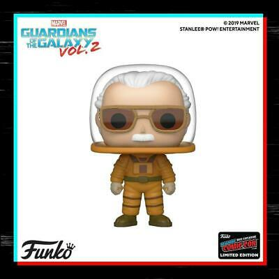 Funko Pop Astronaut Stan Lee 2019 NYCC Fall Shared Exclusive CONFIRMED ORDER