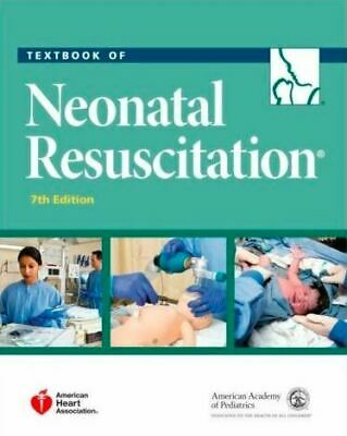 Textbook of Neonatal Resuscitation by Weiner 7th Edition P.D.F INSTANT DELIVERY