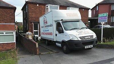 Man With a Van (Kev's Removals) Nottinghamshire/ SOUTH YORKSHIRE/ DERBYSHIRE