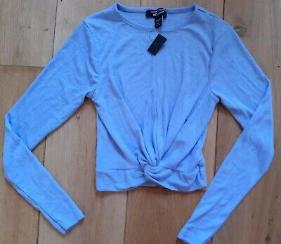 Bnwt New Look Girls Top Blouse Size 10-11