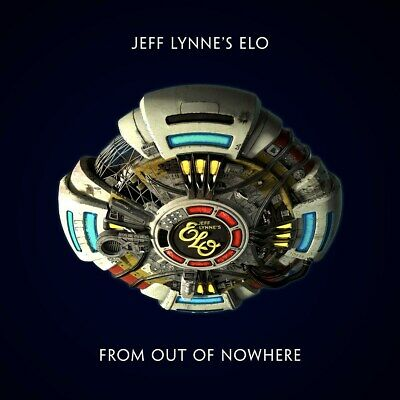 "From Out of Nowhere - Jeff Lynne's ELO (Deluxe  12"" Album Coloured Vinyl) [Vin"