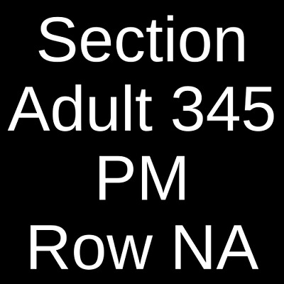 2 Tickets Alcatraz Night Tour (Multiple Dates and Times) 11/12/19