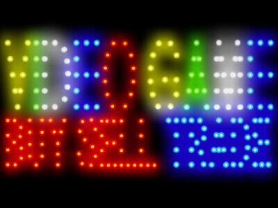 3q0241 Video Games Trade Shop Led Neon Sign Display Light Sign New