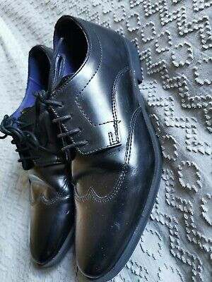 Next Boys Formal Leather Lace-Up Shoes