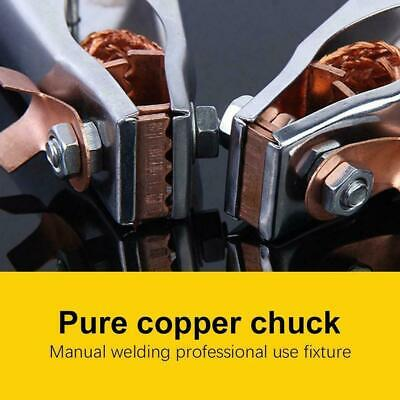 500A Earth Ground Cable Clip Clamp Welding Manual Welder Electrode Holder u I1R7