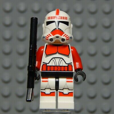Star Wars LEGO x4 Red Minifig Torso Imperial Robe w Dark Red Creases Royal Guard