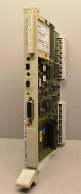 Siemens Simatic S5 CPU Module Model 6ES5 928-3UB21 w/ Flash Memory ++