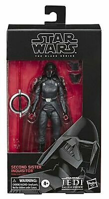 """Star Wars Black Series 6"""" Triple Force Friday Second Sister Inquisitor Hasbro"""