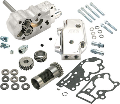 Billet Oil Pump and Gear Kit S & S Cycle