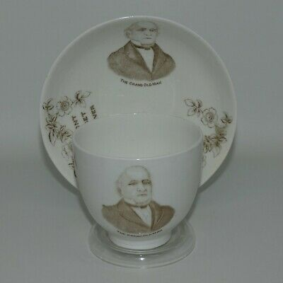 William Ewart Gladstone British Prime Minister Grand Old Man duo DONT FORGET