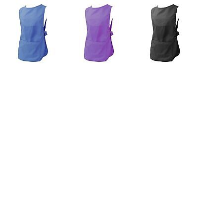 Dennys Womens/Ladies Workwear Tabard (Pack of 2) (BC4280)