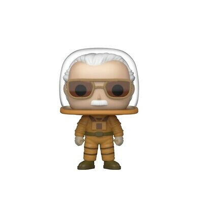 STAN LEE Funko Pop NYCC Shared Exclusive. Order Confirmed