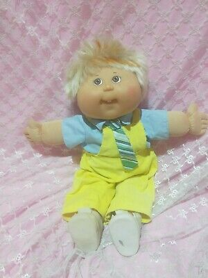 Play along color touch magic cabbage patch boy with freckles