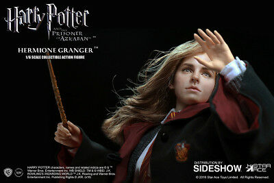 Teenage Hermione Granger SIDESHOW  HARRY POTTER  NEW!!   Hot Toys.