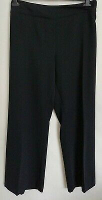 many fashionable buying cheap new high SIZE 20 BLACK Wide Leg Trousers Debenhams Collection - £7.50 ...