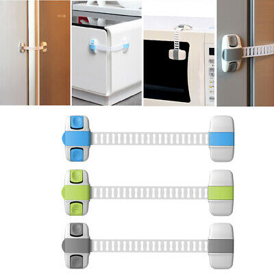 Latch Baby Safety Child Lock Appliance Adjustable Fridge Guard Refrigerator Z