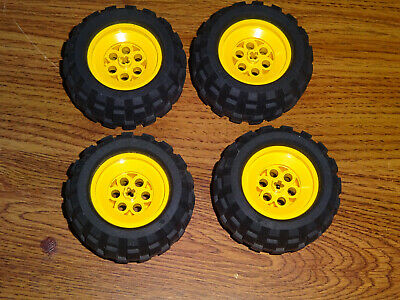 Sets 10214 7656 8001 ... LEGO TECHNIC Tan wedge belt wheel ref 4185