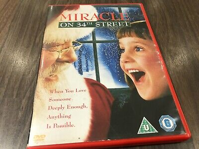 BOXED - Miracle On 34th Street (DVD, 2006)