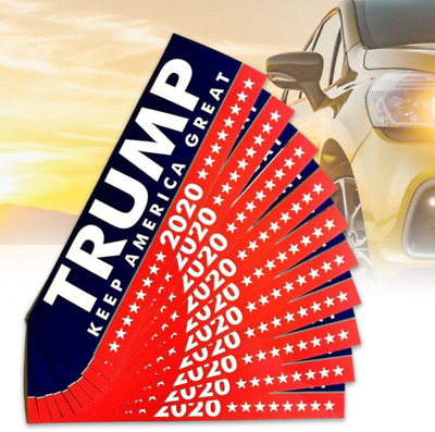 Donald Trump for President 2020 Keep America Great Again Bumper Sticker