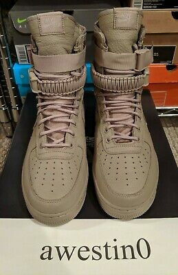 Details about Nike SF AF1 Desert Camo 864024 202 Size 8.5 W receipt! Air Force 1
