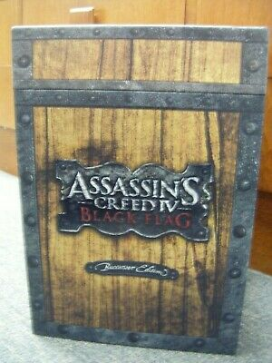 Assassins Creed Black Flag! Buccaneer Collecters Edition, Xbox One, Not Complete