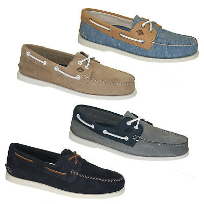 SPERRY TOP SIDER Homme Chaussures Bateau Bahama 2 Eye