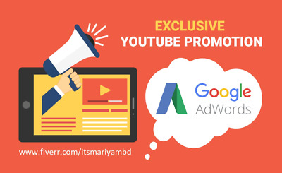 Do Responsive Youtube Video Promotion with Google Adwords  👉🏿Keywords Research