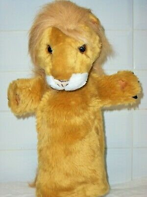Puppet Company Lion Hand Puppet In Great Condition