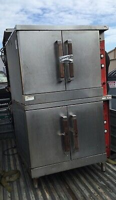Vulcan Commercial Double Convection Oven