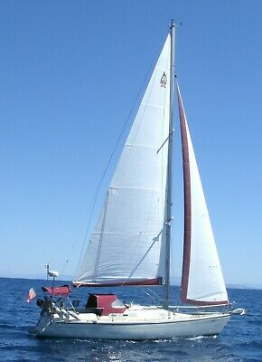 Sailing Yacht. DEHLER 36cws. Excellent condition. With private mooring GREECE.