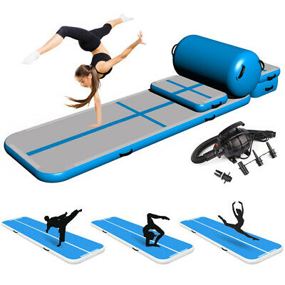 10ft 13ft 16ft 20ft Airtrack Inflatable Air Track Floor Gymnastic Mat Tumbling