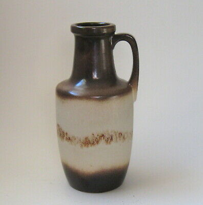 Retro 60's 70's West German Jug Vase Roman style 404/ 26 cm