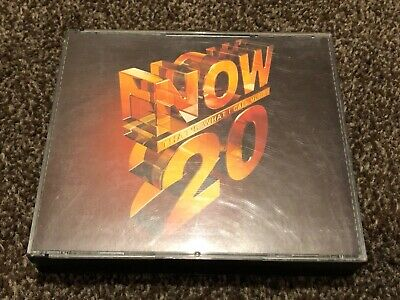 Now That's What I Call Music! 20 - Double CD [Fat Box]