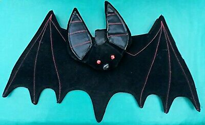 Bat Clutch/Hand Bag (Halloween Accessorie)