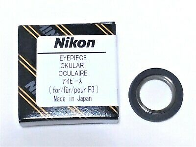 【Genuine Brand New Box】 Nikon Finder Eyepiece for F3 Eyelevel From JAPAN