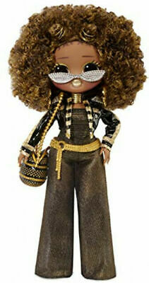 """LOL Surprise OMG Royal Bee 10"""" Fashion Doll Big Sister Queen Series 1  In Hand"""