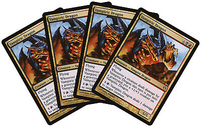 Vampiric Dragon Archenemy PLD-SP Black Red Rare MAGIC GATHERING CARD ABUGames