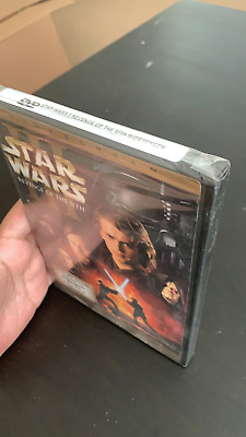 Star Wars Episode III: Revenge of the Sith (DVD, 2005, 2-Disc Set, Canadian...