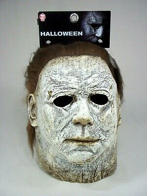 New 2018 Officially Licensed Michael Myers Halloween Movie Mask Adult Cosplay
