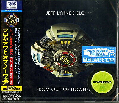 Jeff Lynne's Elo-From Out Of Nowhere-Japan Blu-Spec Cd2 F56