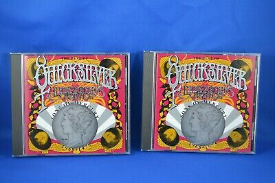 The Best of Quicksilver Messenger Service Sons of Mercury 1968-1975 2-CD set