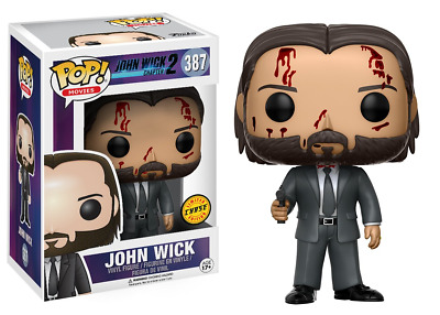 POP! Movies: John Wick  - John Wick Styles May Vary
