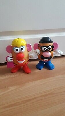 Mr and Mrs Potato Head Toy Story