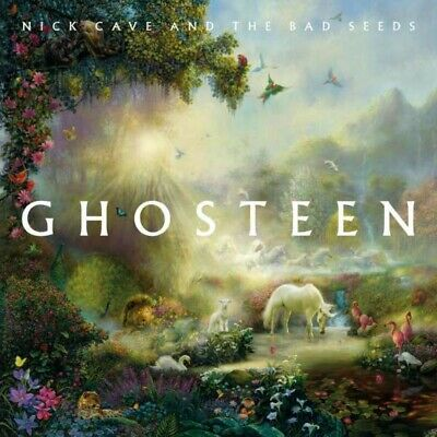 Nick Cave  And The The Bad Seeds - Ghosteen 2CD NEU & OVP (Das neue Album 2019)